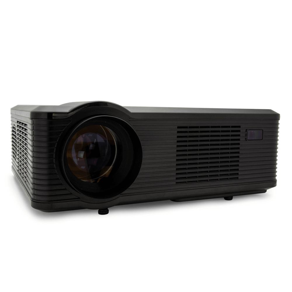 Мини проектор Excelvan CL720 (черный) - 3